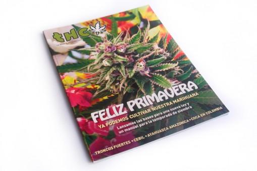 Revista THC - 19 - septiembre 2009