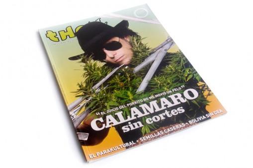 Revista THC - 13 - diciembre 2008