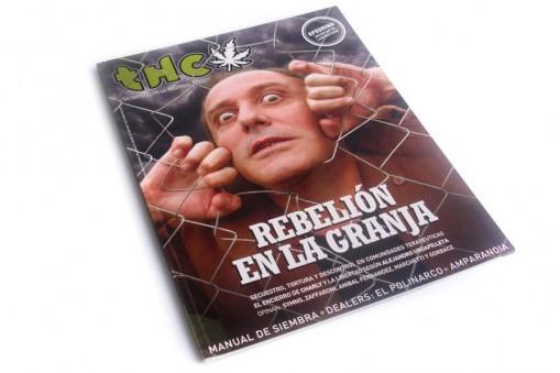 Revista THC - 12 - octubre 2008