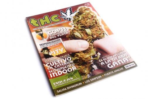 Revista THC - 05 - agosto 2007
