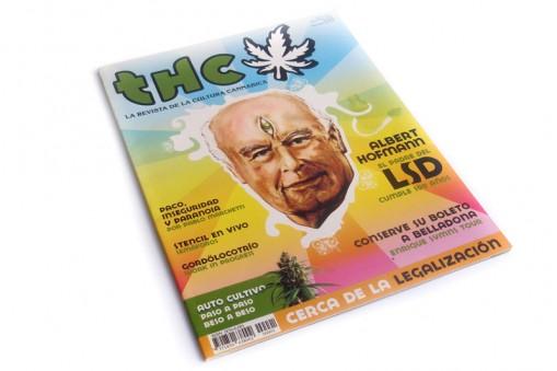 Revista THC - 01 - diciembre 2006