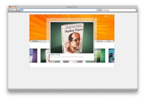 Sitio web Cresta - portfolio