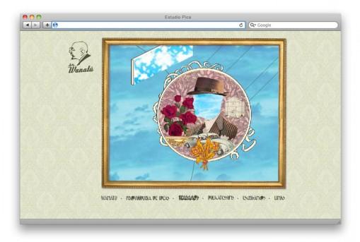 Sitio web Sr. Wanatú - home