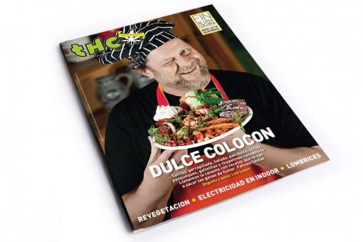 Revista THC - 34 - diciembre 2010 | Modelo: Luis Luque - Foto: Sub.coop