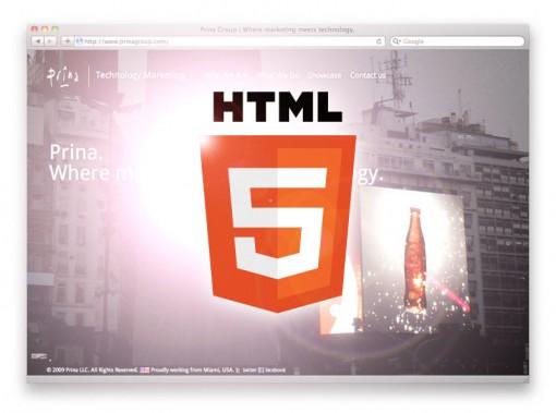 prinagroup.com - HTML5