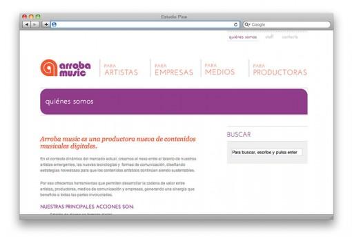 Arroba Music - quiénes somos